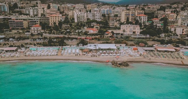 Boca Beach Sanremo