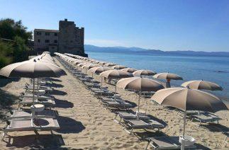 Mirollino beach
